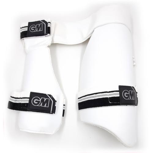 GM Cricket Thigh Guard Combo