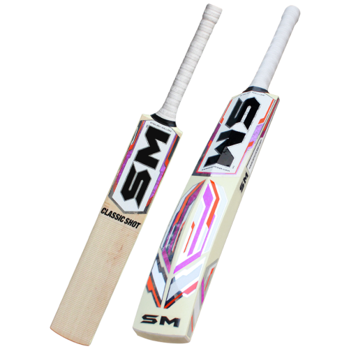 SM Classic Shot English Willow Cricket Bat