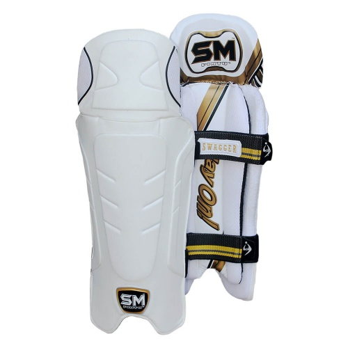 SM Swagger Cricket Wicket Keeping Leg guard