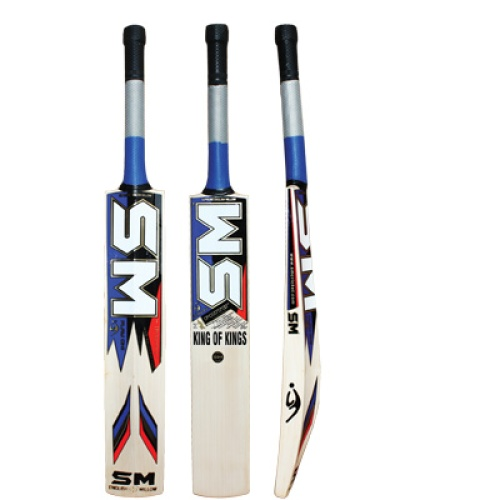 SM King of Kings (Limited Edition) English Willow Cricket Bat