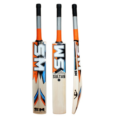SM Sultan (Player's Special Edition) English Willow Cricket Bat