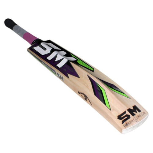 SM Sway English Willow Cricket Bat - Size SH