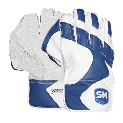 SM Vigour Wicket Keeping Gloves