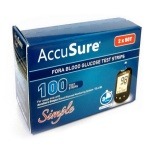 Accusure Simple Test Strips