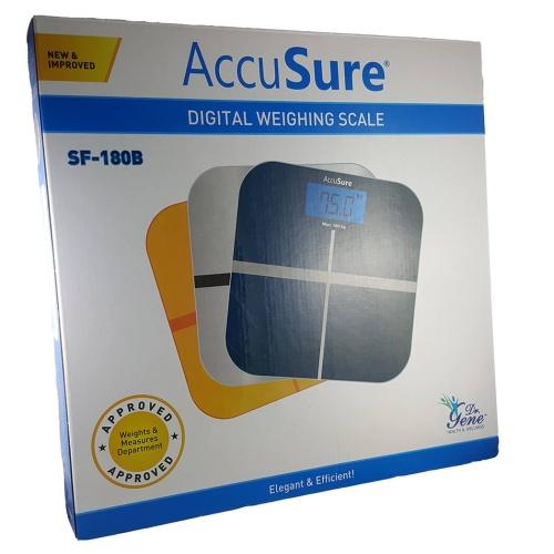 Accusure Digital Weighing Machine