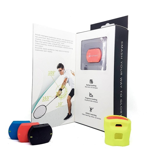 Actofit Badminton Tracker