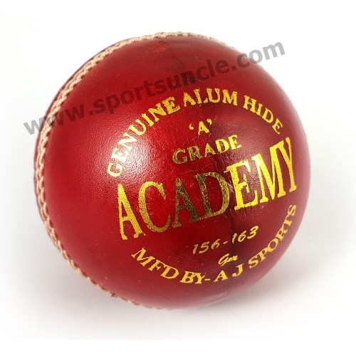 AJ ACADEMY Cricket Ball