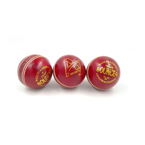 AJ Bouncer Cricket Balls