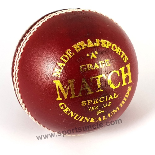 AJ MATCH Cricket Balls