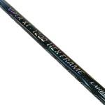 Ashaway Viper XT1200 Hex Badminton Racket
