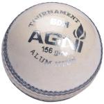 BDM Agni Leather Ball (White)