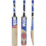 BDM Pro Kashmir Willow Cricket Bat - Size SH