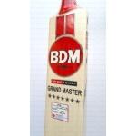 BDM Grand Master English Willow Cricket Bat