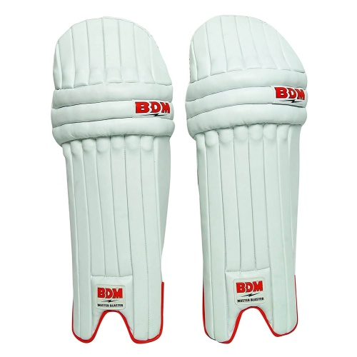 BDM Master Blaster Cricket Batting Pads - Mens Size