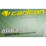 Carlton AG 637C Contour Grip (pack of 2) - Badminton / Tennis / Squash