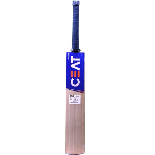 Ceat Marvel English Willow Cricket Bat - Size SH