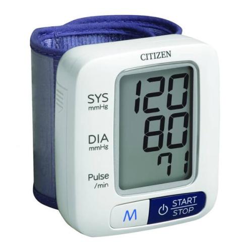 Citizen CH 650 Wrist Full Automatic Blood Pressure Machine