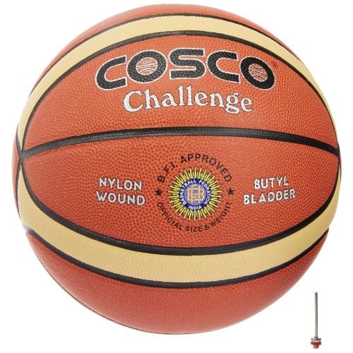 Cosco Challenge Basketball, Size 7 (Orange)
