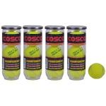 Cosco Championship Tennis Ball - Pack of 12 Balls