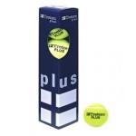 Cosco Tretorn Plus Tennis Ball - Pack of 4 Balls