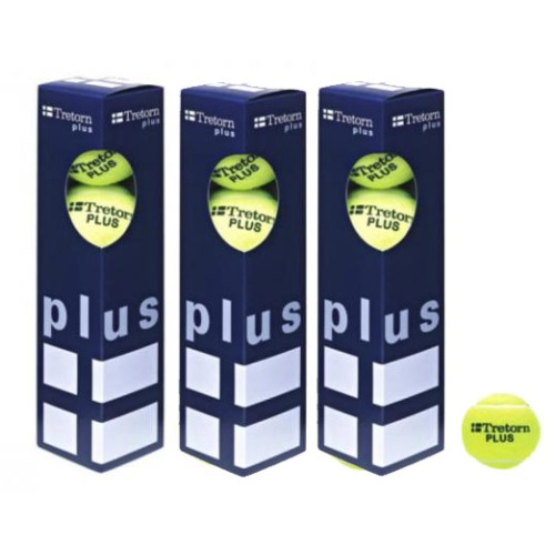 Cosco Tretorn Plus Tennis Ball