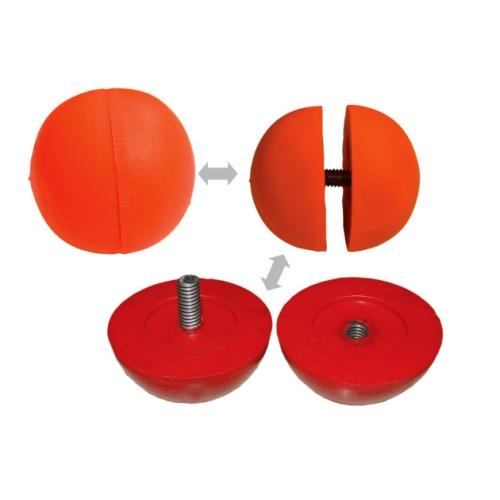 Cougar Tennis Trainer Ball