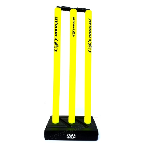 Cougar Cricket Plastic Stumps Set