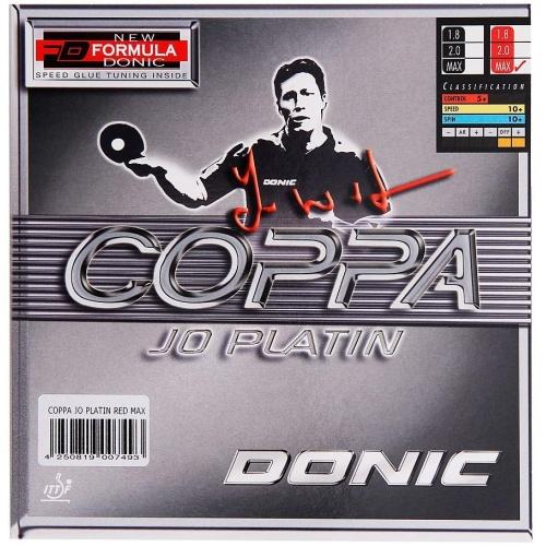 Donic Coppa JO Platin Table Tennis Rubber