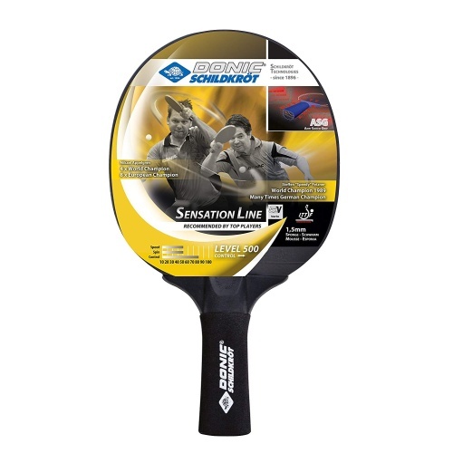 Donic Sensation 500 Table Tennis Bat