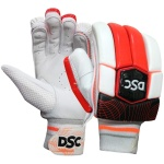 DSC Intense Rage Leather Cricket Batting Gloves