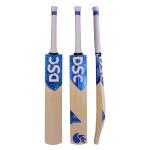 DSC Blu Cyan English Willow Cricket Bat