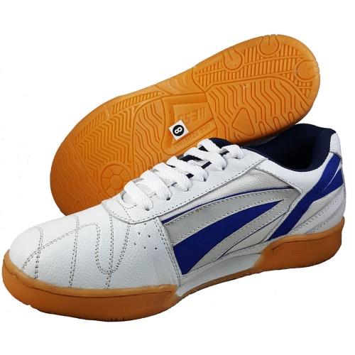 ESS Imported Badminton Shoes - White/Blue