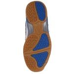 ESS Gold Badminton Shoes - White/Blue