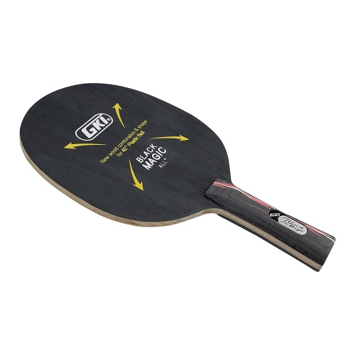 GKI Black Magic Table Tennis Racket PLY