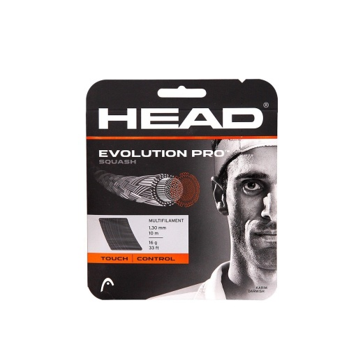 Head Evolution Pro Squash String - Assorted