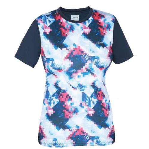 Head MIA Girls Tshirt for Badminton /Tennis