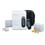 Arkray Glucocard 01 Mini Blood Glucose Monitor with 10 Strips