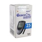 25 Test Strips of Dr. Morepen GlucoOne Sugar Meter (BG-03)