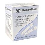 ReadyMed 100 pcs FLAT Lancets