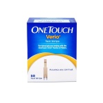 50 Test Strips for One Touch Verio Flex Meter