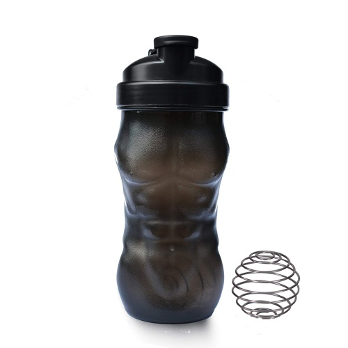 iShake Ripped 6 Pack Shaker Bottle