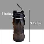 iShake Ripped 6 Pack Shaker Bottle