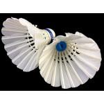 Jetex Googly Hen Feather Shuttlecock - Pack of 2