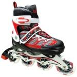 Jonex Inline skates, 90mm, Large Size 39-42