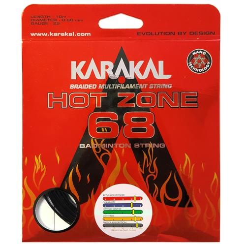 Karakal Hot Zone 68 Badminton String