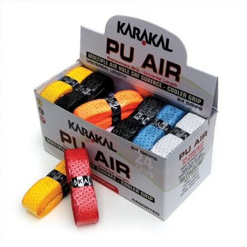 Karakal PU Air Supergrip - Pack of 24 Grips