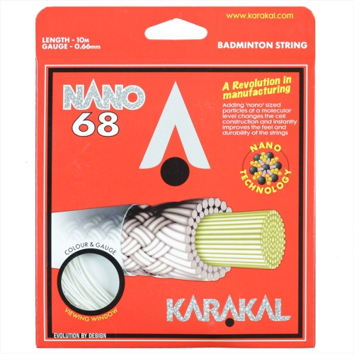Karakal Nano 68 Badminton String