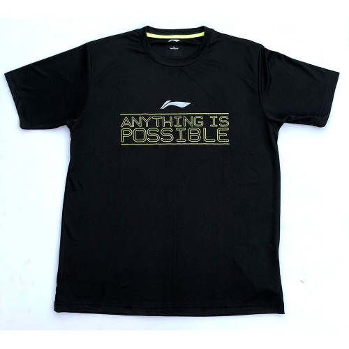LiNing Anything is Possible Round Neck Tshirt v2