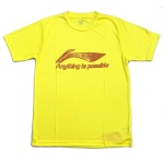 Li-ning Anything is Possible Round Neck Tshirt