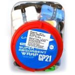 LiNing GP 21 JP Badminton Replacement grip (Pack of 5)
